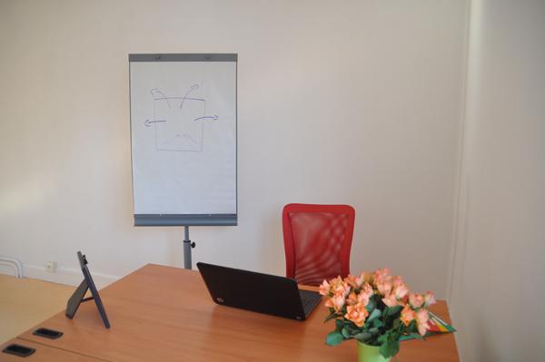 Bureau Coworking Angers location