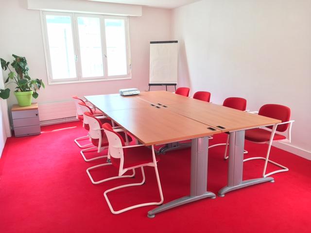Salle de réunion Feng Shui - Salons 8eme sens
