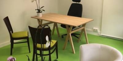 Location espace Coworking Nantes Angers