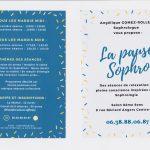 Plaquette Angélique GOMEZ ROLLET Sophrologue Angers