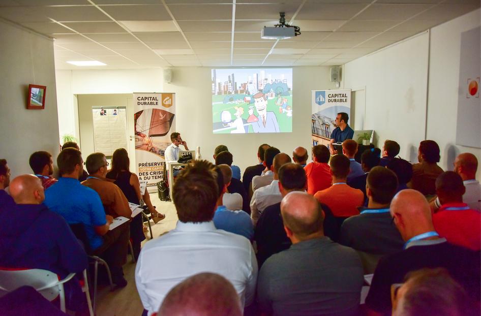 Conférence WESTSIDER FINANCE Angers - Salons 8eme sens